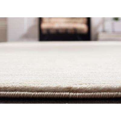 Vision Cream 8 ft. x 10 ft. Area Rug