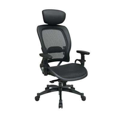 Professional Mesh Office Chair in Black/Gray