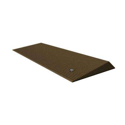 1.5 in. Transitions Angled Entry Mat