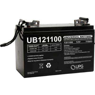 SLA 12-Volt FL1 Terminal AGM Battery
