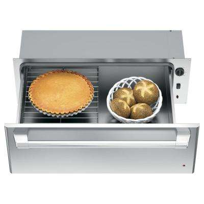 30 in. Warming Drawer in Stainless Steel