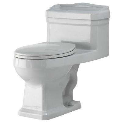 Series 1940 1-piece 1.6 GPF Elongated Toilet in White