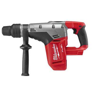 M18 FUEL 18-Volt Lithium-Ion Brushless Cordless 1-9/16 in. SDS-Max Rotary Hammer Kit (Tool-Only)