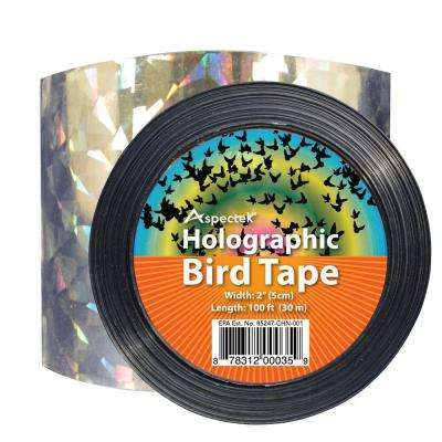 Holographic Bird Scare Ribbon Tape Repellent Bird Repeller