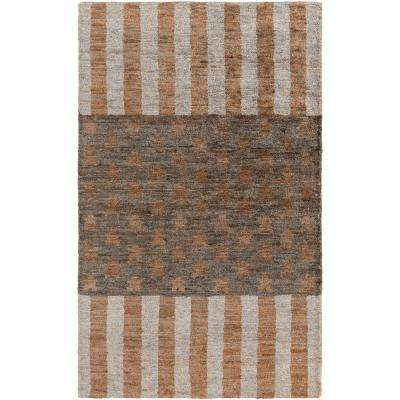 Espinar Gray 2 ft. x 3 ft. Indoor Area Rug