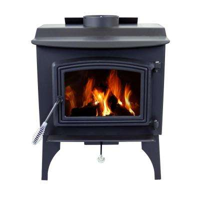 1,200 sq. ft. EPA Certified Wood-Burning Stove