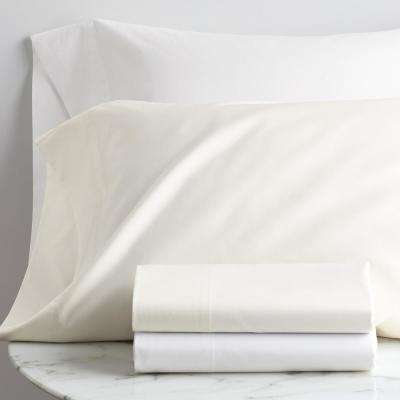 Legends Organic 700-Thread Count Supima Sateen Pillowcase (Set of 2)