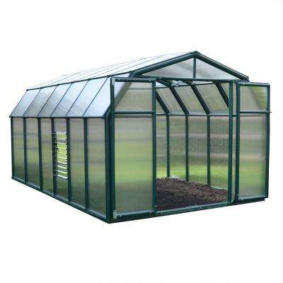 Hobby Gardener 8 ft. x 12 ft. Greenhouse