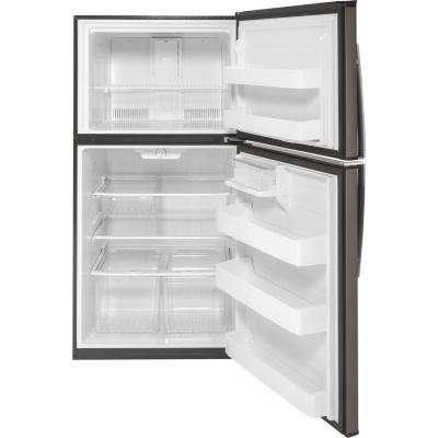 Slate Refrigerators Appliances The Home Depot