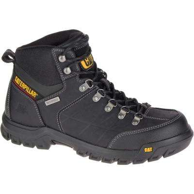 Threshold Men's Black Waterproof Boots
