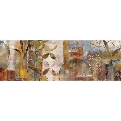 "59 in. x 20 in. ""Consort"" Printed Canvas Wall Art"