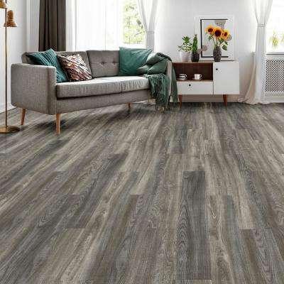 Water Oak 7.5 in. x 47.6 in. Luxury Vinyl Plank Flooring (24.74 sq. ft. / case)