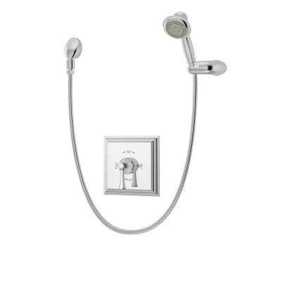 Canterbury 3-Spray Hand Shower in Chrome (Valve Not Included)