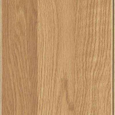 Native Collection White Oak Laminate Flooring - 5 in. x 7 in. Take Home Sample