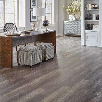 Textured Oak Carolina 12 mm Thick x 6.34 in. Wide x 47.72 in. Length Laminate Flooring (16.80 sq. ft. / case)