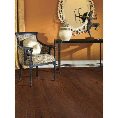 Hickory Truffle 3/8 in. Thick x 4-3/4 in. Wide x Random Length Engineered Click Hardwood Flooring (33 sq. ft. / case)