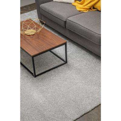 Carpet Diem - Color Moongaze Residential 9 in. x 36 in. Peel and Stick Carpet Tile (8 Tiles / Case)