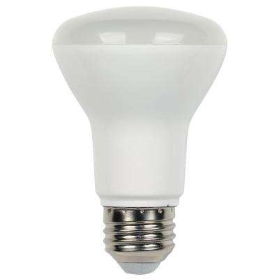 50W Equivalent Warm White R20 Dimmable LED Light Bulb