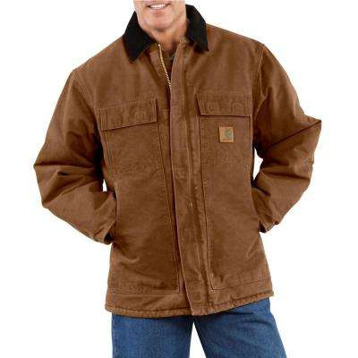 Men's Cotton AQL Sandstone Traditional Coat