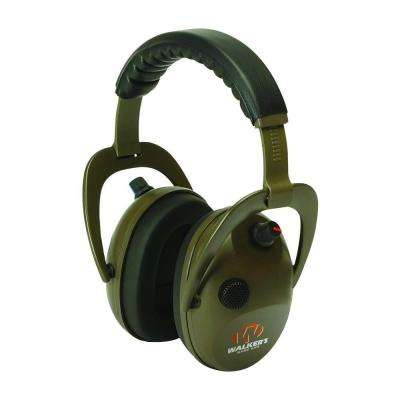 Alpha Power Muffs/ ELEC/ D-MAX Green