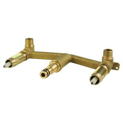 Wall-Mount Valves