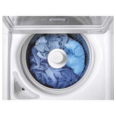 4.5 cu. ft. High-Efficiency White Smart Top Load Washing Machine with Wifi, ENERGY STAR