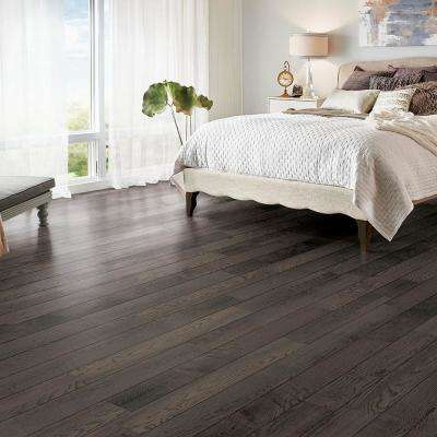 Mixed Terrain White Ash 3/8 in. T x 6-1/2 in. W x Varying Length Engineered Hardwood Flooring (26 sq. ft.)