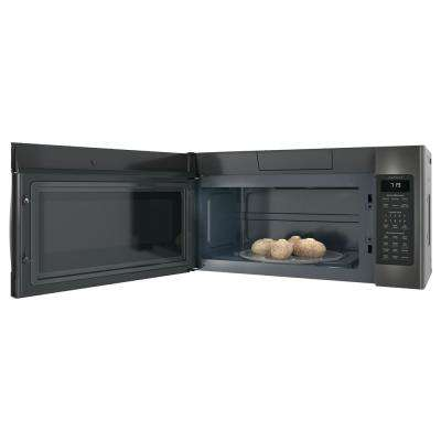 Adora 1.9 cu. ft. Over the Range Microwave in Black Stainless Steel with Sensor Cooking, Fingerprint Resistant