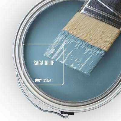 S480-4 Saga Blue Paint