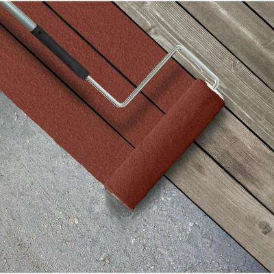 5 gal. #SC-330 Redwood Textured Solid Color Exterior Wood and Concrete Coating