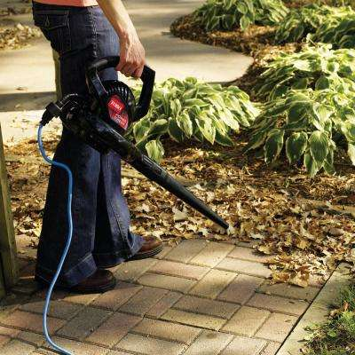 Power Sweep 160 MPH 155 CFM 7 Amp Electric Leaf Blower