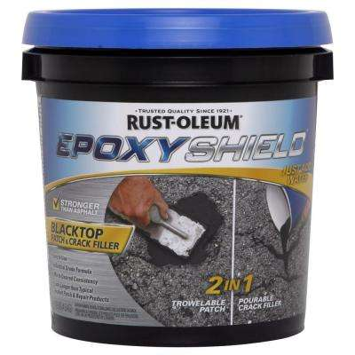 1 Gal. Blacktop Patch and Crack Filler (Case of 2)