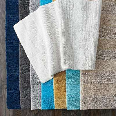Company Cotton Reversible Bath Rug