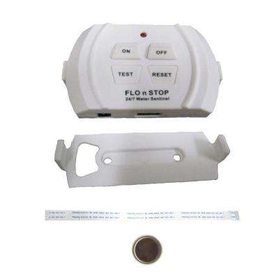 24/7 Water Sentinel Water and Leak Detector with Alarm and Automatic Water Shut Off when used with FLO n STOP system