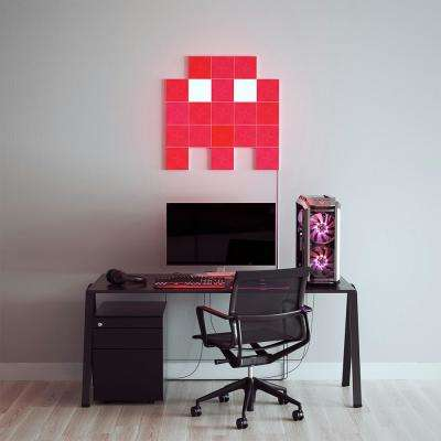 The Game Hero Canvas 21 Light Squares