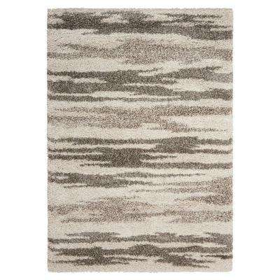 Amore Oyster 7 ft. 10 in. x 10 ft. 10 in. Area Rug