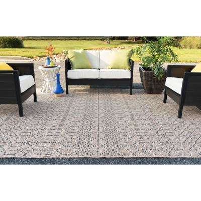 Serenity Spice 7 ft. 9 in. x 10 ft. Modern Area Rug