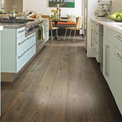 Richmond Oak Wallingford 9/16 in. Thick x 7-1/2 in. Wide x Random Length Engineered Hardwood Flooring (31.09sq.ft./case)