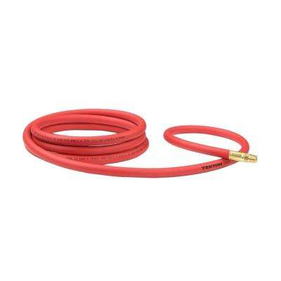 10 ft. x 3/8 in. I.D. Hybrid Lead-In Air Hose (300 PSI)