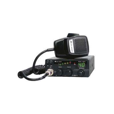 Compact Mobile 40-Channel CB Radio