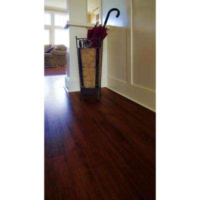 Hevea Brown Sugar 9/16 in. T x 7.5 in. W x 86.25 in. L Engineered Hardwood Flooring (27 sq. ft. / case)