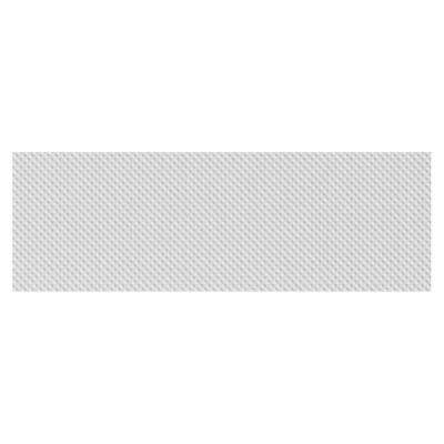 Prologue Reverse Dot Superior White 4 in. x 12 in. Ceramic Wall Tile (10.64 sq. ft. / case)