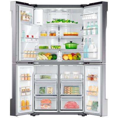 Counter Depth Refrigerators Appliances The Home Depot