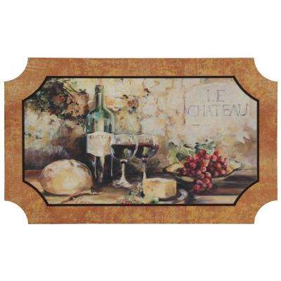 22 in. x 36 in. Le Chateau Vino Comfort Mat