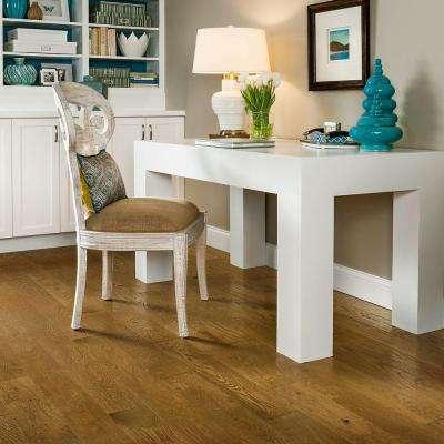 American Vintage Scraped Prairie Oak 3/4 in. T x 5 in. W x Varying L Solid Hardwood Flooring (23.5 sq. ft. /case)