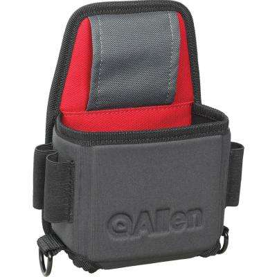Eliminator Single Box Shell Carrier in Black and Red