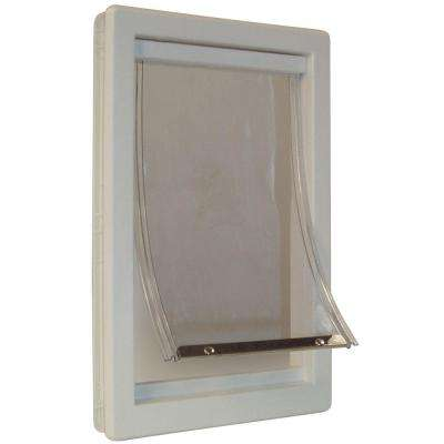 10.5 in. x 15 in. Extra Large Original Frame Pet Door