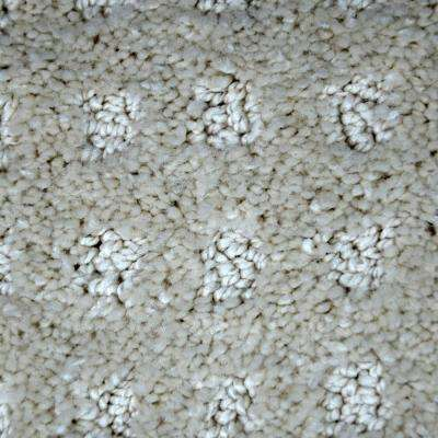 Carpet Sample - Fancy Flair - Color Lexington Pattern 8 in. x 8 in.