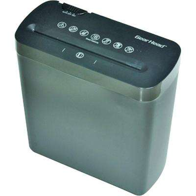 Home/Office 6 Sheet Cross-Cut Shredder