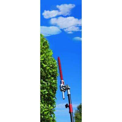 Add-On 22 in. Articulating Hedge Trimmer Attachment